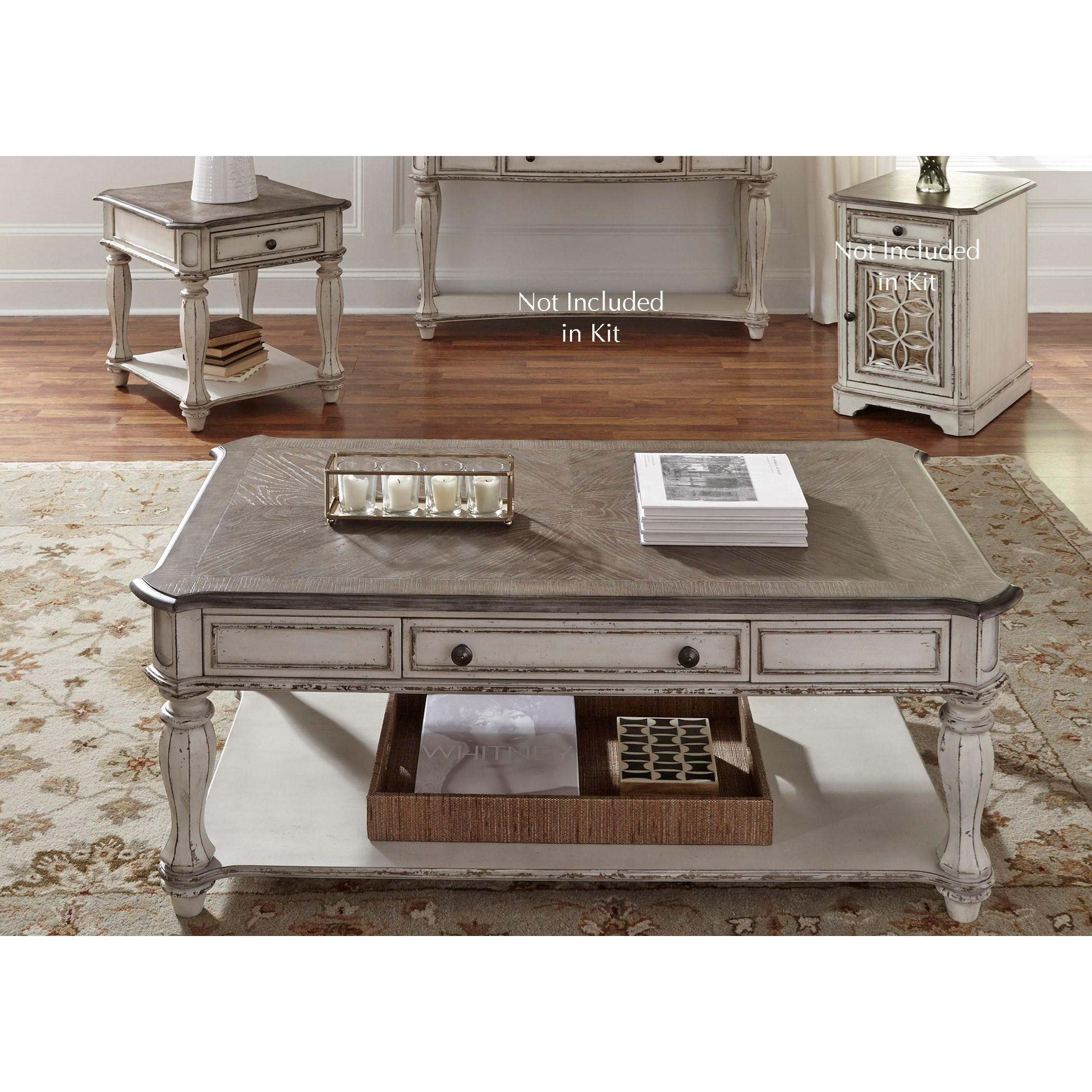 Myra 3 Piece Set  by Libby at Walker's Furniture