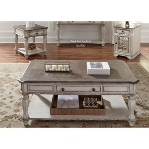 Liberty Furniture Magnolia Manor 3 Piece Set