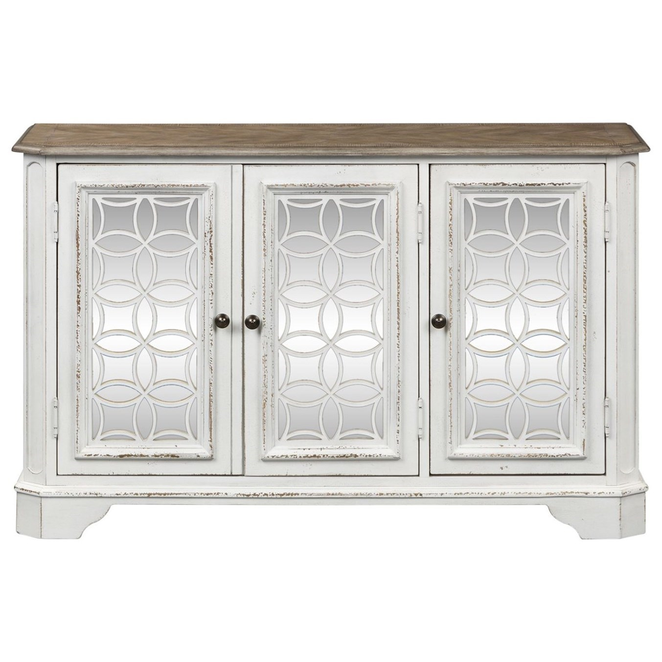 Liberty Furniture Magnolia Manor Tv Console With Thee