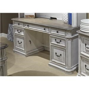 Liberty Furniture Magnolia Manor Office Credenza