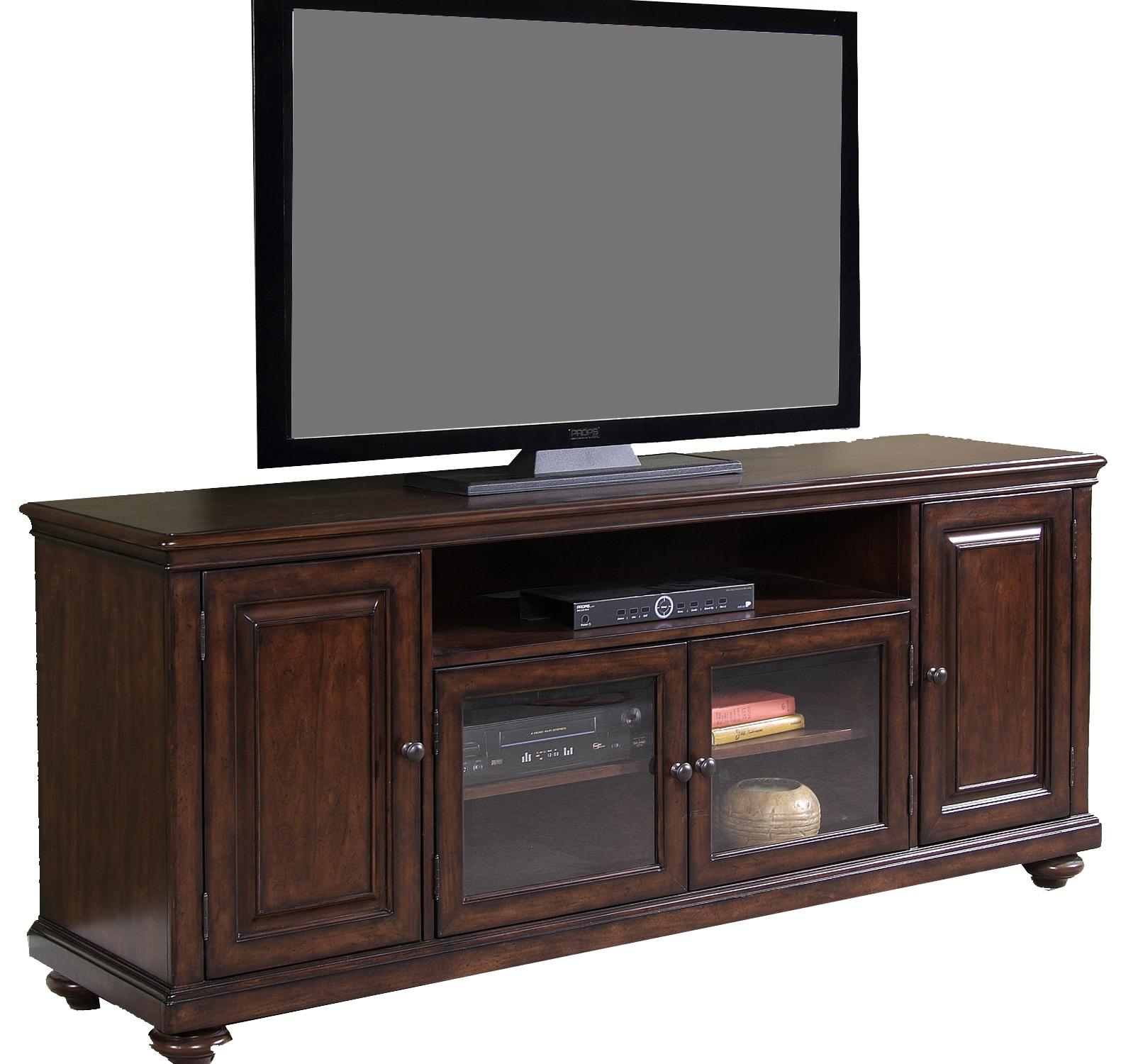 Liberty Furniture Martinique 4-Door TV Stand - Item Number: 389-TV77