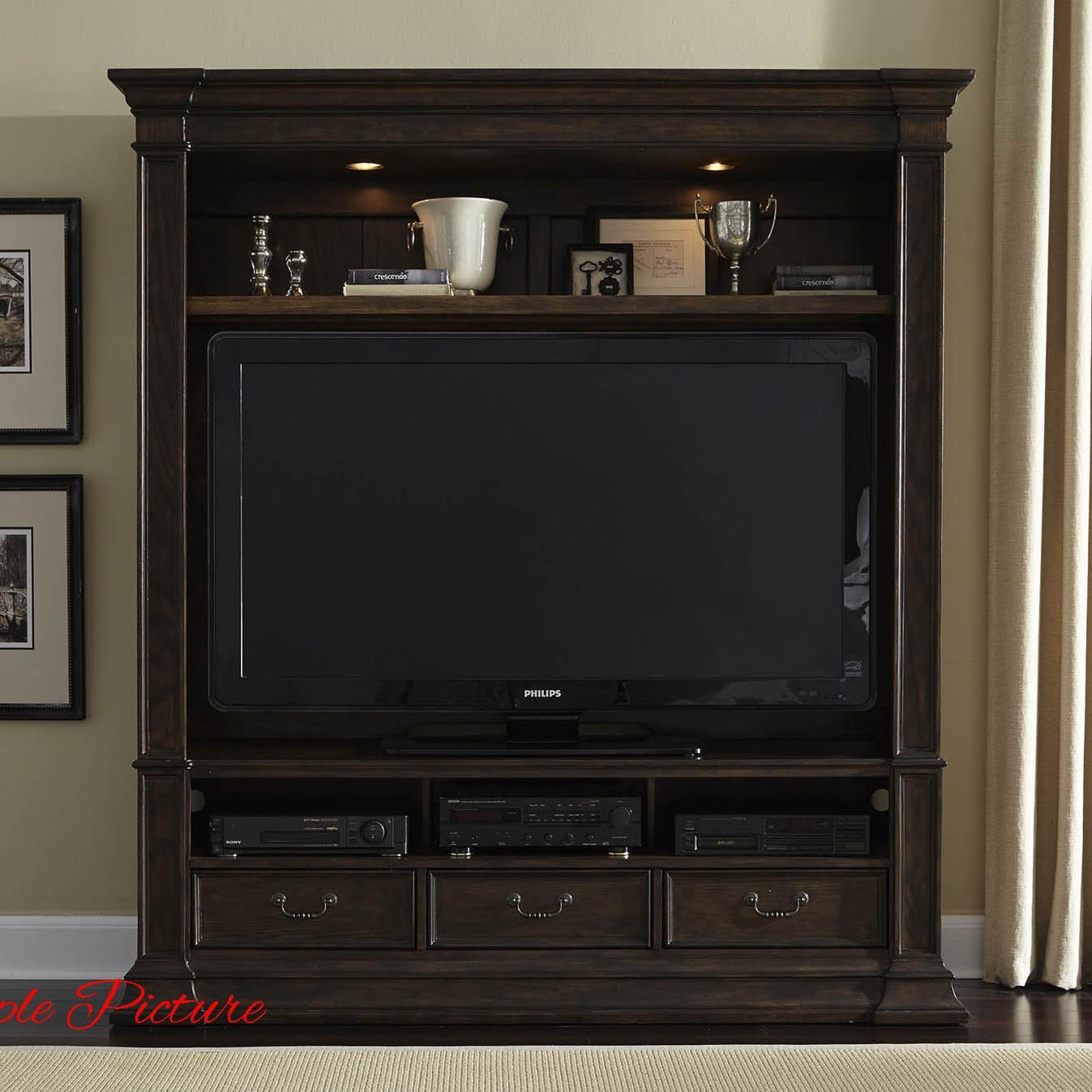 Liberty Furniture Mendenhall I Entertainment Center - Item Number: 419-ENT-ENC
