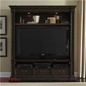 Liberty Furniture Mendenhall I Entertainment Center