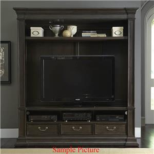 Liberty Furniture Mendenhall II Entertainment Center