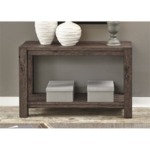 Liberty Furniture Mercer Court Occasional Sofa Table