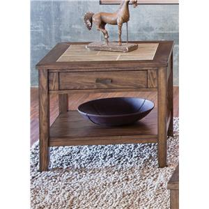 Liberty Furniture Mesa Valley Occasional End Table