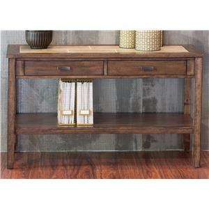 Liberty Furniture Mesa Valley Occasional Sofa Table