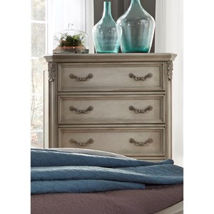 Vendor 5349 Messina Estates Bedroom 5 Drawer Chest