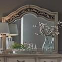 Liberty Furniture Messina Estates Bedroom Mirror - Item Number: 537-BR51