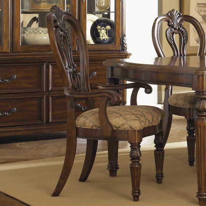 Liberty Furniture Messina Estates Arm Chair - Item Number: 737-C2501A