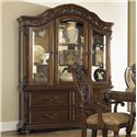 Liberty Furniture Messina Estates China Cabinet - Item Number: 737-CB+CH6384