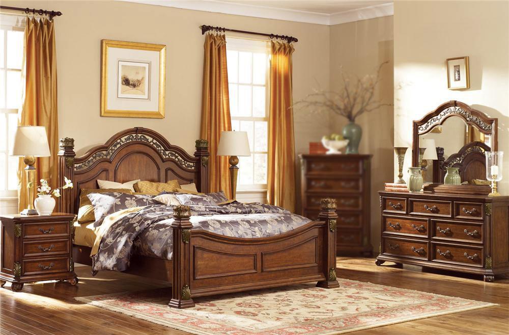 Estella 4PC Queen Bedroom Set | Rotmans | Bedroom Group Worcester ...
