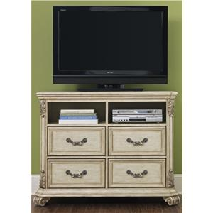 Liberty Furniture Messina Estates II 4 Drawer Media Chest