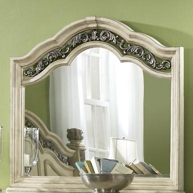 Liberty Furniture Messina Estates II Mirror - Item Number: 837-BR51