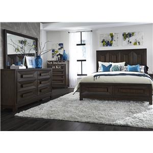 Liberty Furniture Midtown Bedroom King Bedroom Group 1