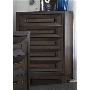 Liberty Furniture Midtown Bedroom 5 Drawer Chest