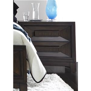 Liberty Furniture Midtown Bedroom Night Stand