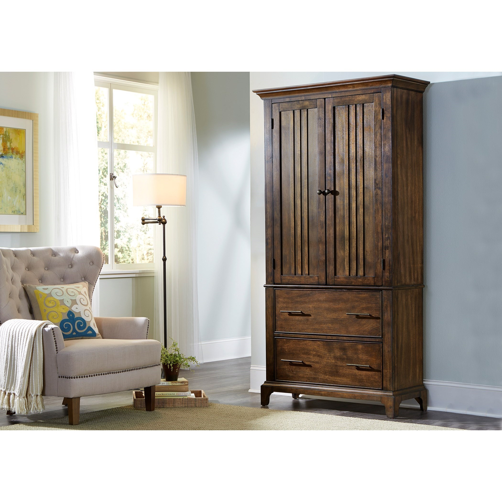 chest n dresser furniture liberty queen pin bed s mirror grandpa sleigh cabin