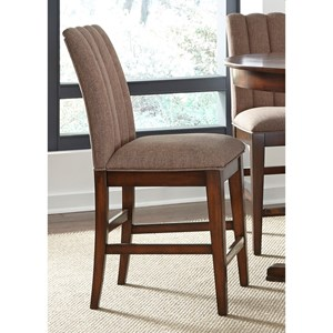 Liberty Furniture Mirage Dining Upholstered Counter Chair