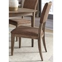 Liberty Furniture Miramar Upholstered Side Chair - Item Number: 514-C6501S