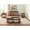 Liberty Furniture Mitchell Occasional Occasional Table Group - Item Number: 58-OT Occasional Table Group