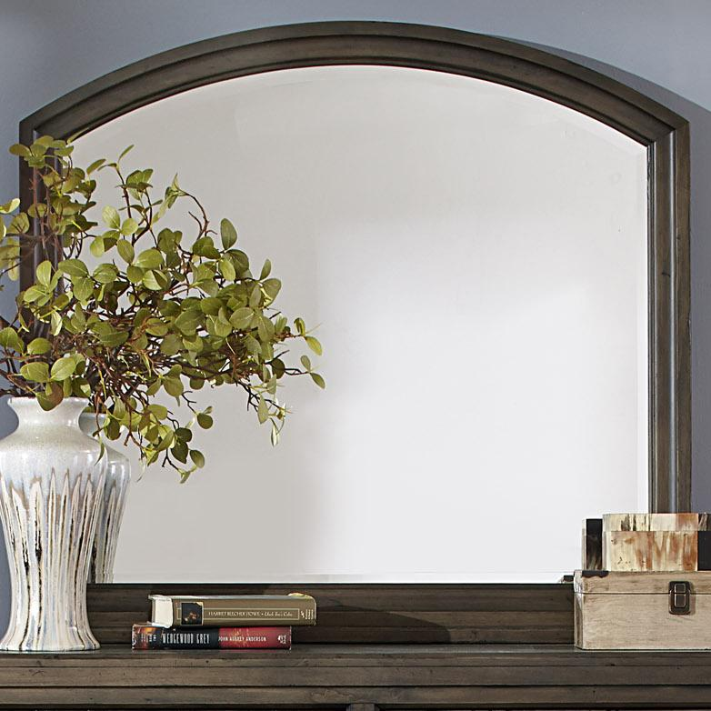 Liberty Furniture Modern Country Mirror - Item Number: 833-BR51
