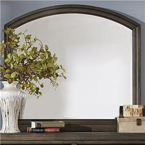 Liberty Furniture Modern Country Mirror