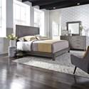 Liberty Furniture Modern Farmhouse King Bedroom Group - Item Number: 406-BR-KPLDM