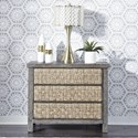 Liberty Furniture Modern Farmhouse Nightstand - Item Number: 406-BR62