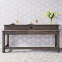 Liberty Furniture Modern Farmhouse Console Table - Item Number: 406-OT7837