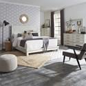 Liberty Furniture Modern Farmhouse Queen Bedroom Group - Item Number: 406W-BR-QPLDMC