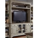 Liberty Furniture Morgan Creek Entertainment Center  - Item Number: 498-ENTW-ENC