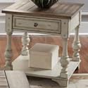 Liberty Furniture Morgan Creek End Table - Item Number: 498-OT1020