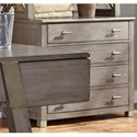 Liberty Furniture Meadow Lane File Cabinet - Item Number: 356-HO146