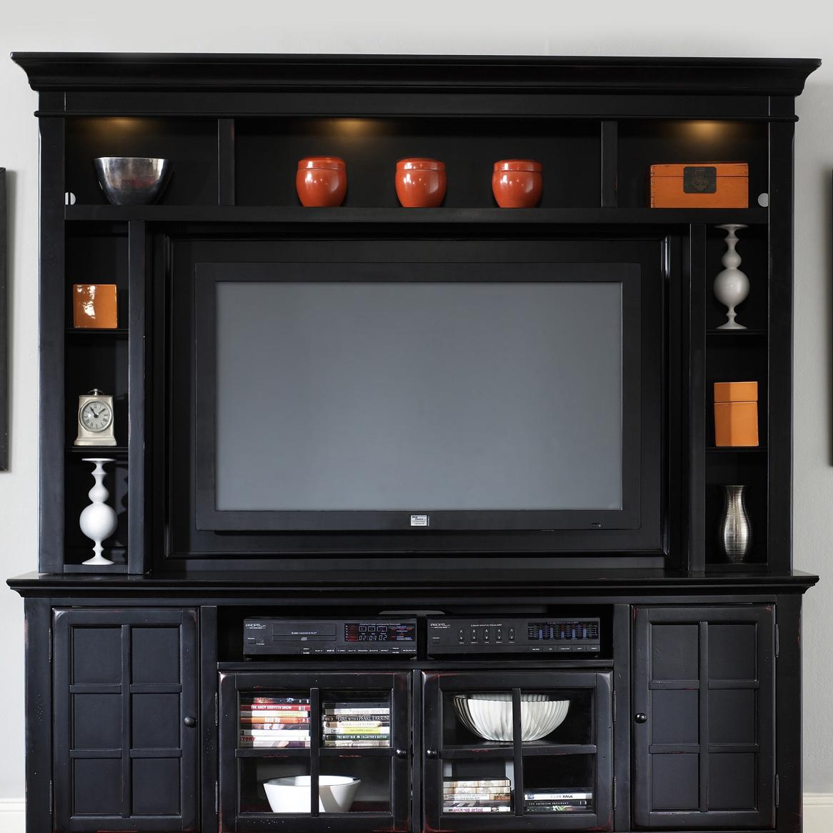 Liberty Furniture New Generation Mountable Entertainment Hutch - Item Number: 540-EC00