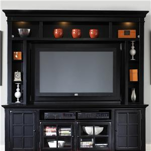 Liberty Furniture New Generation Mountable Entertainment Hutch