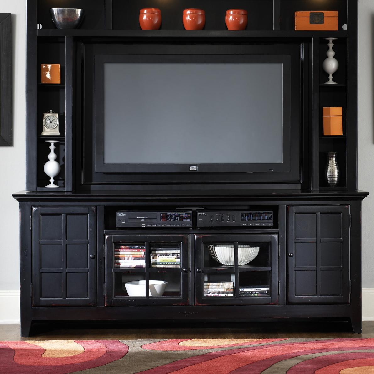 Liberty Furniture New Generation Entertainment TV Stand - Item Number: 540-TV00