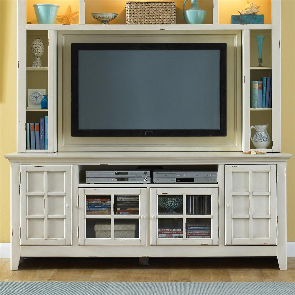 Liberty Furniture New Generation Entertainment TV Stand - Item Number: 840-TV00