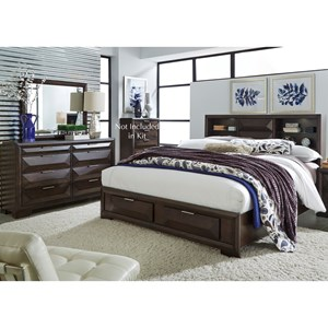 Liberty Furniture Newland King Bedroom Group