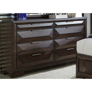Liberty Furniture Newland Eight Drawer Dresser