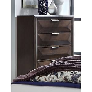 Liberty Furniture Newland Five Drawer Chest