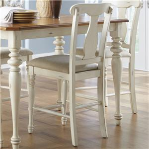 Vendor 5349 Ocean Isle  Counter Height Stool