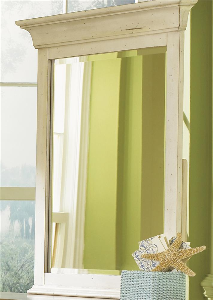 Liberty Furniture Ocean Isle  Youth Dresser Mirror - Item Number: 303-BR50
