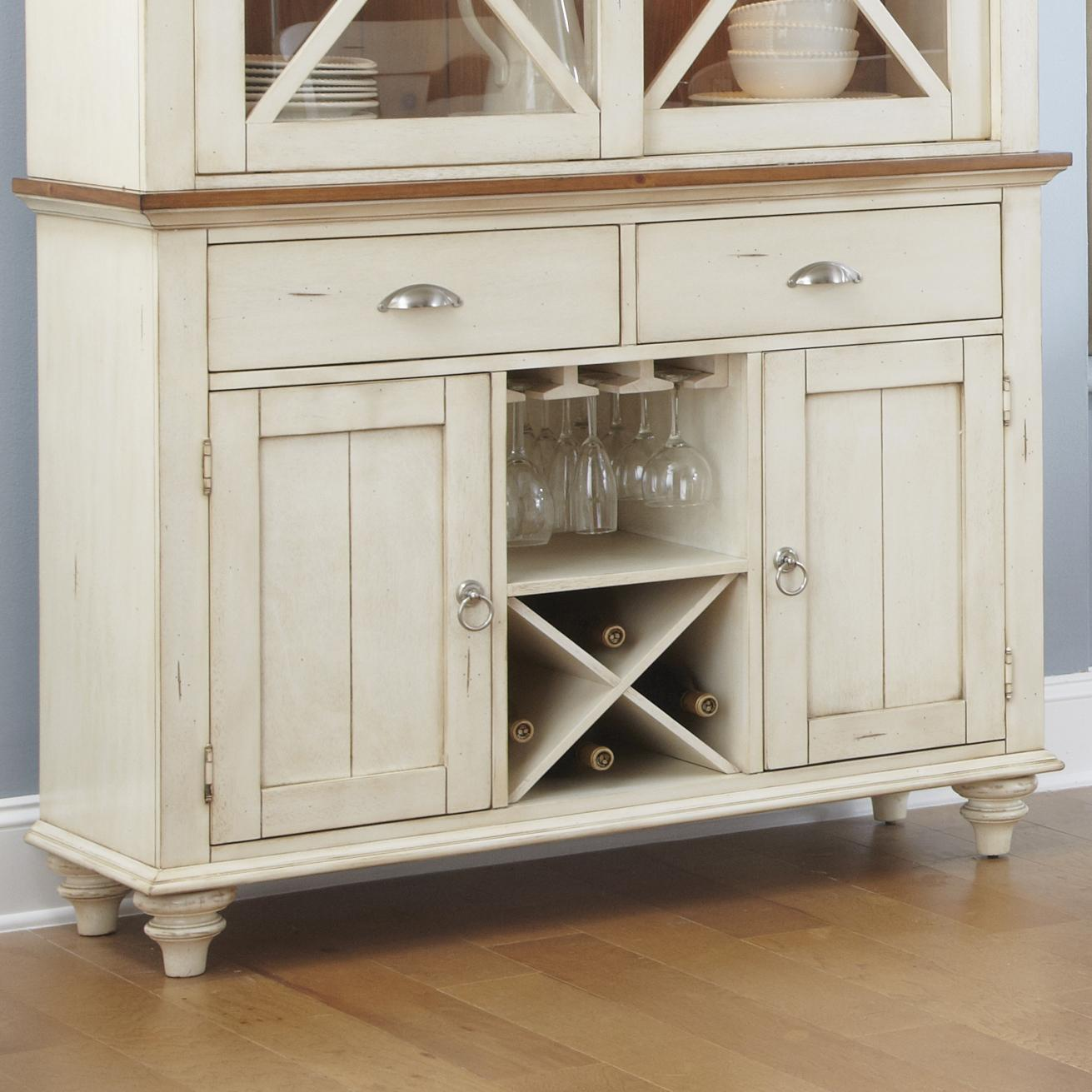 Liberty Furniture Ocean Isle  Dinig Buffet - Item Number: 303-CB4866