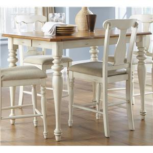 Liberty Furniture Ocean Isle  Gathering Height Table