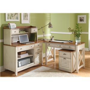 Vendor 5349 Ocean Isle  Complete Desk