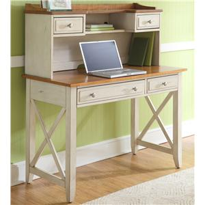 Liberty Furniture Ocean Isle  Desk and Hutch