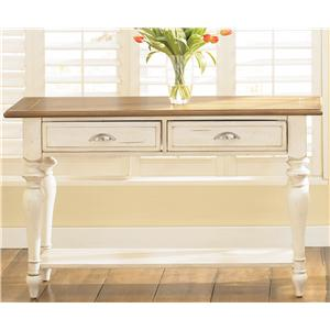 Liberty Furniture Ocean Isle  Sofa Table