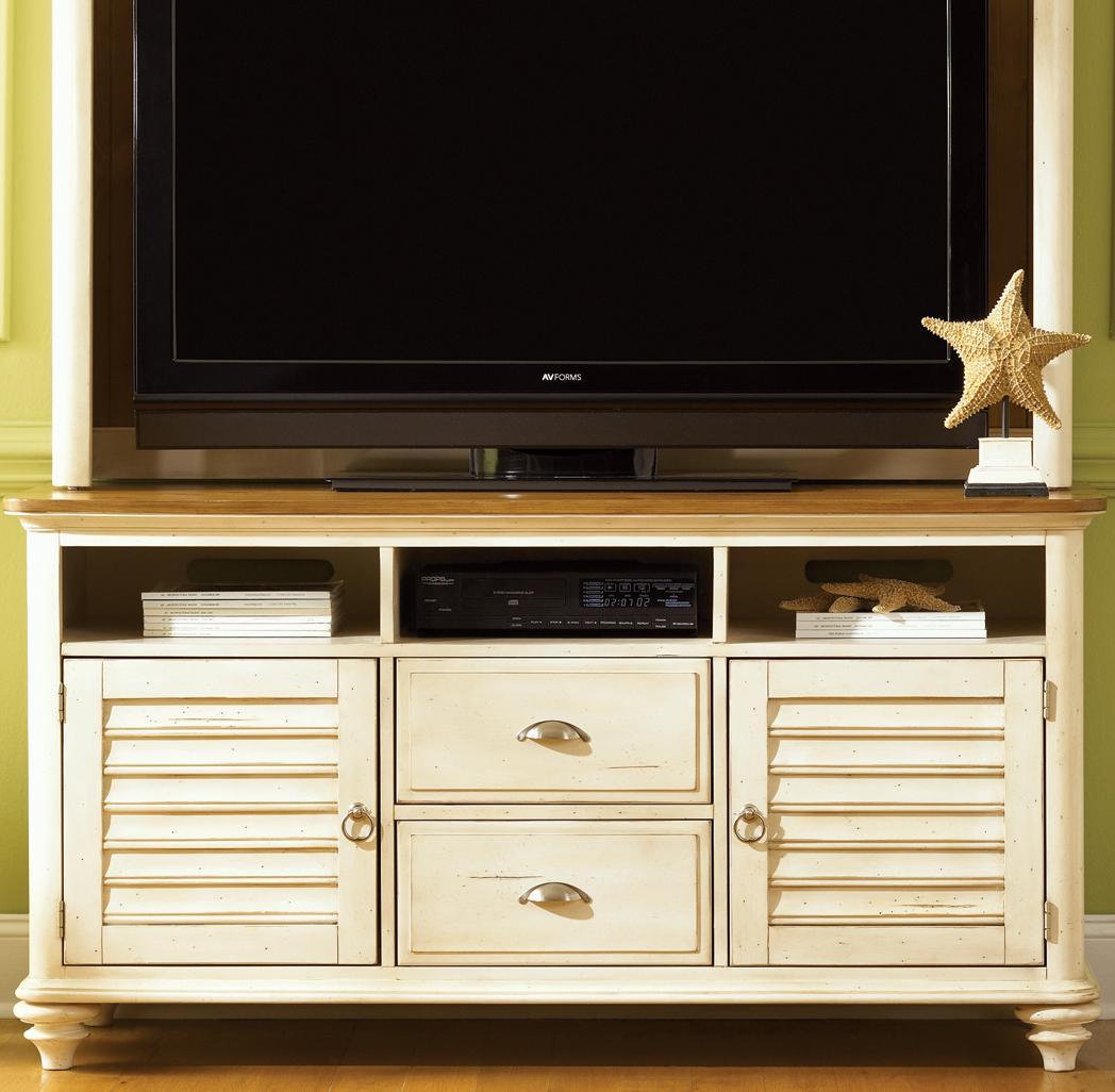 Liberty Furniture Ocean Isle  Entertainment TV Stand - Item Number: 304-TV00