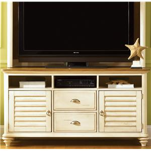 Vendor 5349 Ocean Isle  Entertainment TV Stand